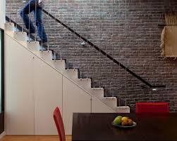 Brick Stairs Design Amazing Ideas To Use Cable Banister Materials As Your Railings