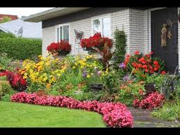my mom u0027s flower garden le jardin de ma mere youtube