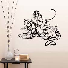 compare prices on girls hot sticker online shopping buy low price girl cats wall decals leopards vinyl waterproof wall stickers art designblack cat sticker living room home