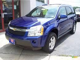2006 Chevy Equinox Interior 2006 Laser Blue Metallic Chevrolet Equinox Lt 16332540 Gtcarlot