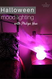 halloween mood lighting with philips hue simple recipes diy