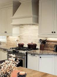colorful kitchen backsplashes best 25 travertine backsplash ideas on beige kitchen