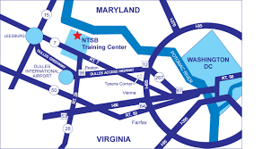 Washington Dulles Airport Map by About Location Jpg
