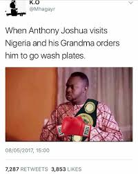 Nigerian Memes - just for laughs checkout our top tweets from the trending odunlade