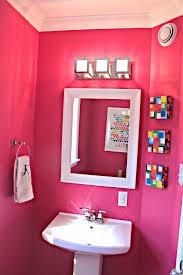 Green Powder Room Powder Room Benjamin Moore Peony Walls Ikea Art Minty Green