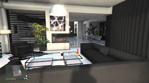 gta v online penthouse apartment designs monochrome 5 of 8