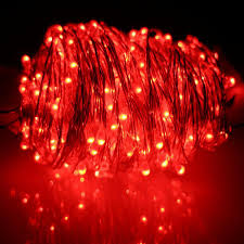 String Lights Uk by 30m 300leds Outdoor Christmas Fairy Lights Warm White Silver Wire