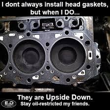 Diesel Truck Meme - engineereddiesel meme chevy duramax headgasket upsidedown diesel