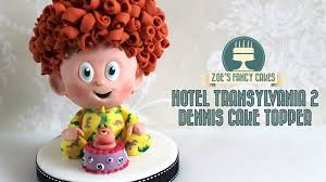 hotel transylvania cake toppers hotel transylvania 2 dennis cake topper collaboration