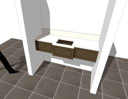 Revit Bathroom Vanity free 3d sketchup bath vanity counter models 인테리어3d모델