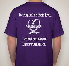 alzheimer u0027s t shirt ideas walk to end alzheimer u0027s fundraiser