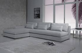 Fabric Sectional Sofa Modern Home And Office Furniture Store Divani Casa Ashfield Modern
