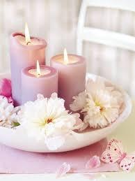 composizione di candele candele bagno interesting foto idee di piante per arredare il