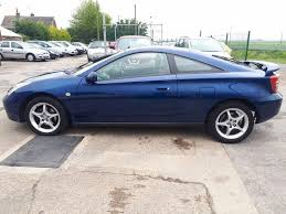 used toyota celica for sale rac cars