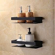 tapcet bathroom shelf stainless steel rectangular shelf wall