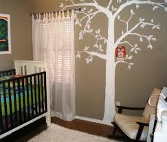baby girl nursery ideas decorate 4 baby tree wall mural for nursery