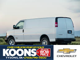 chevrolet express 2500 near baltimore md koons white marsh