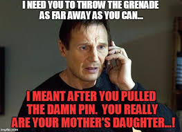 Mother Daughter Memes - liam neeson taken 2 meme imgflip