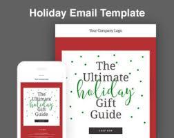 newsletter template etsy