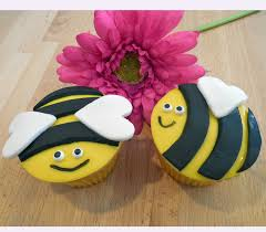 bumble bee cupcakes bumble bee cupcakes by