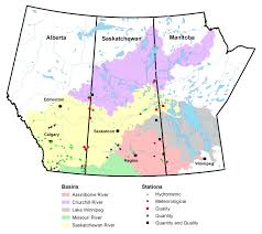 Map Canada Provinces by Prairie Provinces Alberta Saskatchewan And Manitoba Aep
