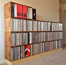 Vinyl Record Bookcase Colorado Record Crates I Love The Simplicity Of It Vinyl