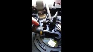 fuel pump connectors quick disconnects 2004 ford ranger youtube
