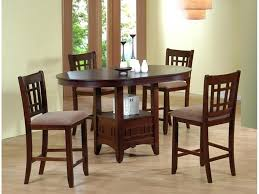 3 color options empire 5pc counter height dining set 4 stools