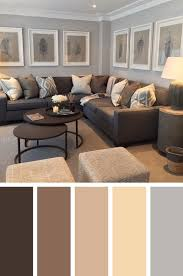 Interior Designs For Living Room With Brown Furniture Wall Colour Combination For Small Living Room Most Popular Colors