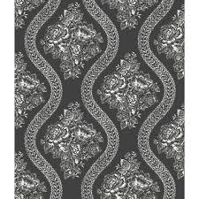 Magnolia Wallpaper by Magnolia Home By Joanna Gaines 56 Sq Ft Magnolia Home Coverlet