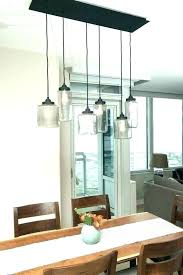 dining room pendant light lights over dining room table kinoed me