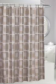 Neutral Shower Curtains Moda At Home Gateway Shower Curtain Taupe Neutral Nordstrom Rack