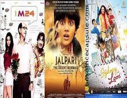 dismal box office performance of 3 small films released this weekend