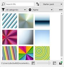pattern fill coreldraw x6 coreldraw x7 work faster and more efficiently how to use anything