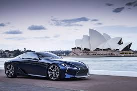 Lexus Will Build The Stunning Lf Lc Auto Express