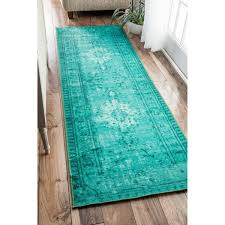 Aqua Runner Rug Alluring Aqua Runner Rug With Best 25 Kitchen Runner Rugs Ideas On