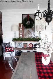 Kitchen Decorating Home Decor Xmas Christmas Holiday Decorating