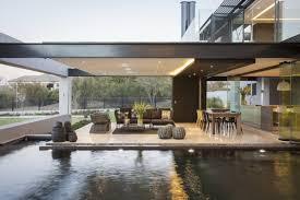 interior contemporary interior open space living room design