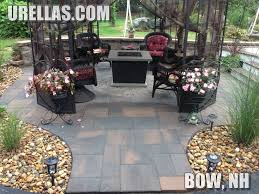 finished patios in goffstown merrimack new boston bow and