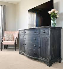 graphite collection buffet dresser painted furniture denver