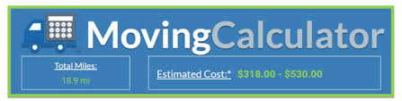 cost to move 2 bedroom apartment moving calculator what is the average cost to move