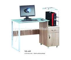 desk tall computer desk with hutch tall computer desk with