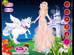 barbie pegasus dress game baby games