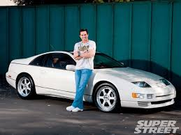 nissan 300zx 1993 nissan 300zx man powered quickie super street magazine
