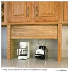 roll up kitchen cabinet doors what will roll up kitchen cabinet doors be like in the next