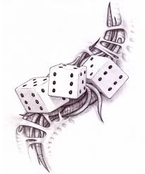 biomechanical dice designs tattooshunt com
