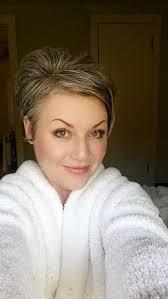 86 best fabulous short grey hair images on pinterest silver hair