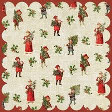 vintage christmas paper my mind s eye new collection reveal vintage christmas