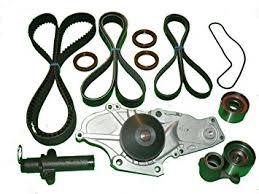 2006 honda pilot timing belt replacement amazon com tbk timing belt kit honda pilot 2003 to 2004 3 5l