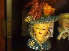 Napco Lady Head Vase Napco Lady Head Vase Vintage Napcoware Vase Lady By Fleaosophy